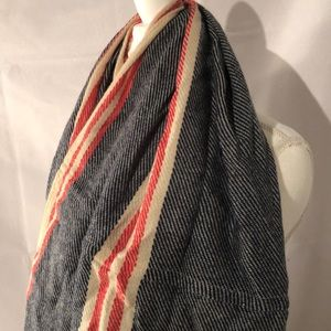 Ann Taylor Loft large infinity scarf